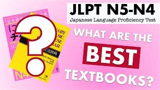 getlinkyoutube.com-JLPT - What Books Should I Buy? 1: N4 & N5