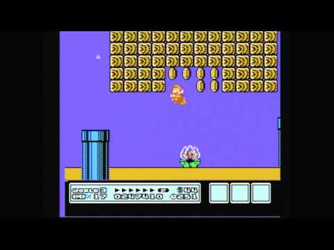 CGR Undertow - SUPER MARIO BROS. 3 for NES Video Game Review