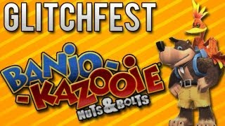 getlinkyoutube.com-Banjo Kazooie: Nuts & Bolts - Glitchfest