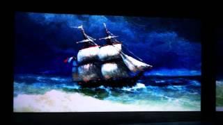 getlinkyoutube.com-Мультимедийная выставка  = Айвазовский – Живые полотна = Нижний Новгород
