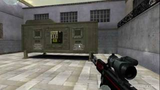 getlinkyoutube.com-Gameplay Counter-Strike RED v1.5 (the best mod)
