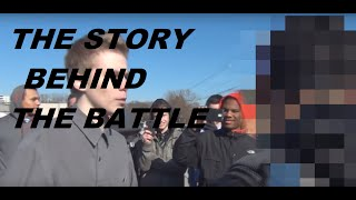 "getlinkyoutube.com-The Story Behind ""White Kid Kills it in High School Rap Battle"""
