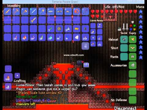 terraria screen recorder test