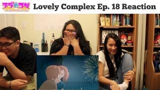 getlinkyoutube.com-Lovely Complex Ep. 18 Reaction   The PJK