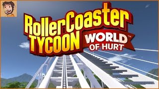 getlinkyoutube.com-Let's Play - RollerCoaster Tycoon World (of hurt)