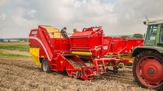 Grimme SE 75-20 1-row potato harvester