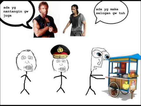Meme komik indonesia