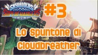 getlinkyoutube.com-Skylanders SuperChargers ITA 100% Walkthrough - Parte 3 - Lo Spuntone di Cloudbreather