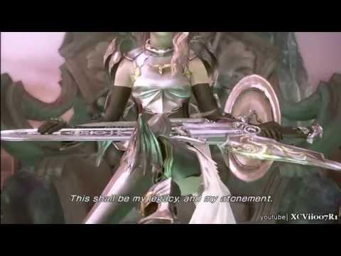FF13 - 'New World' (Charice) MV