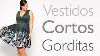 getlinkyoutube.com-50 Vestidos Cortos para Gorditas ¡Guapísimos!