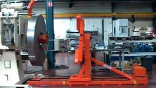 getlinkyoutube.com-Tiltmatic - Coil loading/handling equipment - Rotobloc-PSP Dimeco