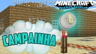 getlinkyoutube.com-como fazer uma campainha no Minecraft Pocket editon !