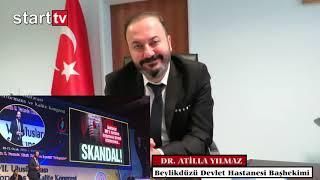Dr. Atilla Yılmaz'a Etkili Sunum Ödülü…