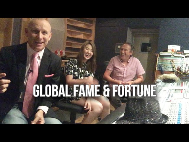 GQ 235: Global Fame & Fortune With Miss Malaysia, Soo Wincci