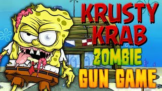 getlinkyoutube.com-KRUSTY KRAB: ZOMBIE GUN GAME ★ Call of Duty Zombies Mod