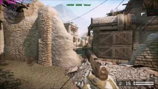 getlinkyoutube.com-warface  *CODE of HONOR*  entrainement aux pistolet