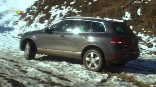 getlinkyoutube.com-Volkswagen Touareg 4.2 V8 TDI - TEST DRIVE