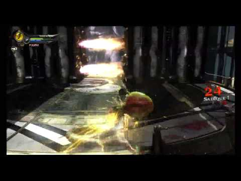 god of war ascension technique pour reussir le défi d'Archimède chapitre 28 en normal