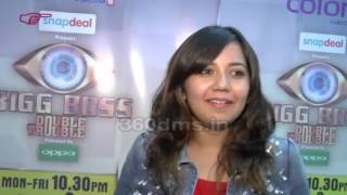 Bigg Boss 9 Double Trouble - Ex-Contestant Roopal Tyagi Feels Lucky To Get Eliminated