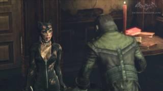 getlinkyoutube.com-Batman: Arkham City - Easter Egg #20 - Catwoman Extra Dialogues