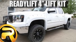 "getlinkyoutube.com-How to Install ReadyLIFT SST 4"" Lift Kit"