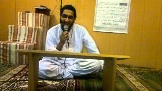 Hafiz Ahsan Amin Haleema ra mein tere muqadara tho sadqe
