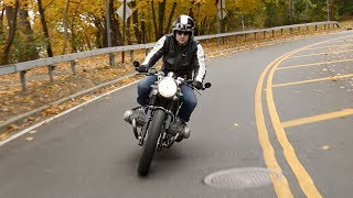 getlinkyoutube.com-Bill Costello BMW R100 Cafe Racer motorcycle story