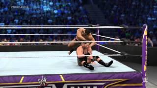 getlinkyoutube.com-WWE 2K15 WRESTLEMANIA 31 highlights
