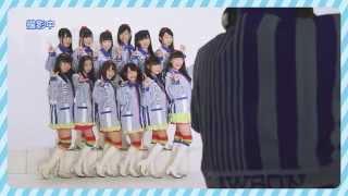あかぎ団/AKAGIDAN(群馬県)コメントムービー - 7県合同ジモドルフェスタ2014 WINTER