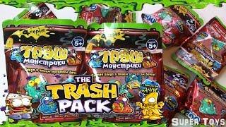 getlinkyoutube.com-Trash Monsters/Трэш Монстрики 2015 (Moose The Trash Pack)