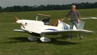 getlinkyoutube.com-SD-1 Minisport homebuilt ultralight aircraft