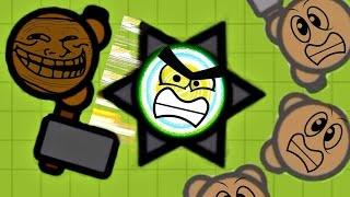 MOOMOO.iO SPIKE TROLLING! BEST TROLLING UPGRADE / KILLS & FUNNY MOMENTS / New (Moomoo.io Gameplay)