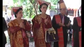getlinkyoutube.com-Pernikahan Adat Simalungun