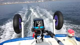 getlinkyoutube.com-マーキュリーシープロ9.8ps、ホープボートH-330S