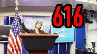 The Time I Met Michelle Obama In The White House (Day 616)