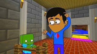 Minecraft Animated Short #3 - RIP NATI (How To Minecraft Animation)
