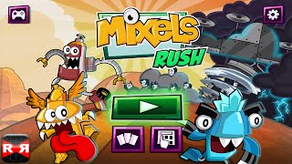 getlinkyoutube.com-Mixels Rush (By Cartoon Network) - iOS / Android - Gameplay Video Part 1
