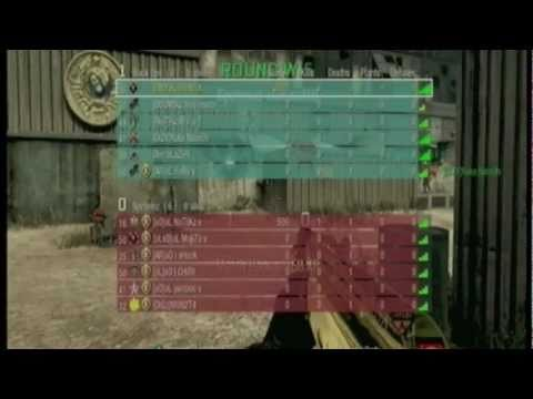 Fastest Round of Search and Destroy on Black Ops - Kz IReMiiX