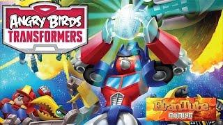 getlinkyoutube.com-Let's Play ANGRY BIRDS TRANSFORMERS with EvanTubEHD!