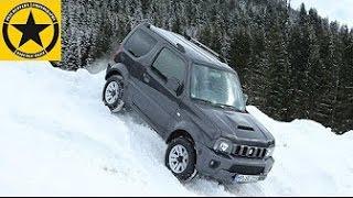 getlinkyoutube.com-Suzuki Jimny 2014 stuck!