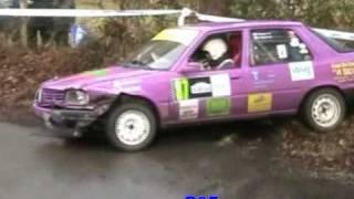 Vid�o Rally Comarca da Ulloa 2010 par SempreaFondo (5396 vues)
