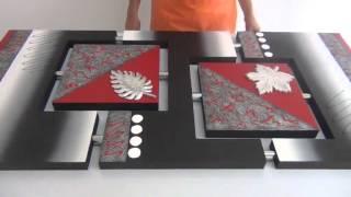 getlinkyoutube.com-Curso Cuadros decorativos y tecnicas en madera
