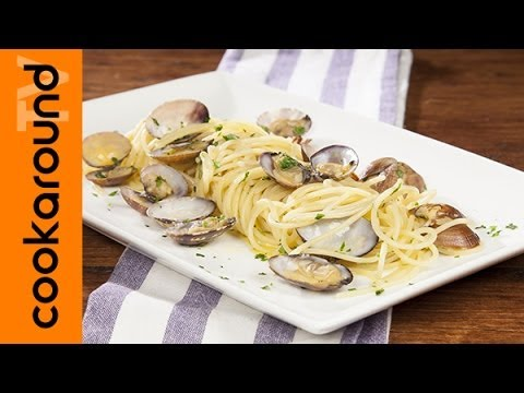 Spaghetti con le vongole - le videoricette di Cookaround