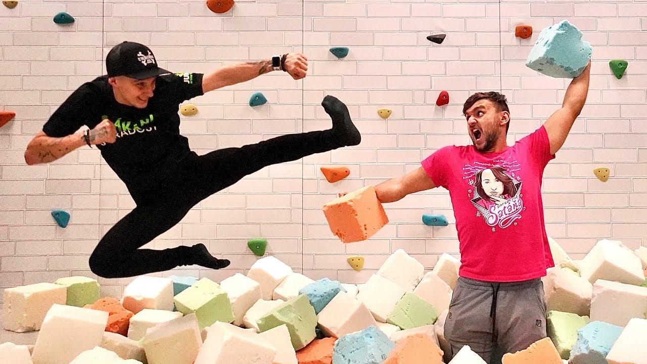 Tary a Jay Fox v Jump aréně Tábor