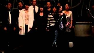 Wong Fei Hung Theme Song 林子祥   男兒當自強 W09   Kopitonez A Cappella