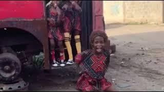 DJ Spinall & Wizkid - Nowo (Official Dance Video)