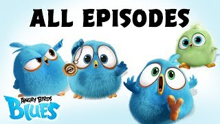 Angry Birds Blues | All Episodes Mashup   Special Compilation
