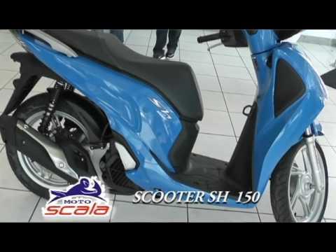 Moto Scala Honda SH150
