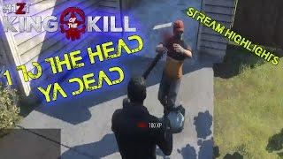 getlinkyoutube.com-H1Z1 KOTK | 1 To The Head Ya Dead! | STREAM HIGHLIGHTS | H1Z1 King of the Kill