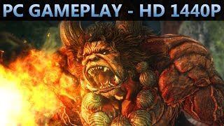 getlinkyoutube.com-Toukiden: Kiwami | PC GAMEPLAY | HD 1440P